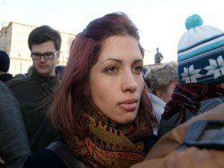 Толоконникова эмоционально обратилась к арестованному главе ФСИН