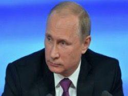 Путин: усилия РФ могут затормозить глобальное потепление