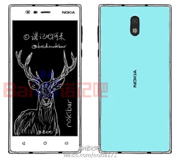 Смартфон Nokia TA-1000 сертифицирован в Китае