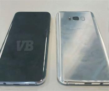 Флагманский смартфон Samsung Galaxy S8 полностью рассекречен