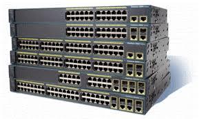Cisco коммутаторы