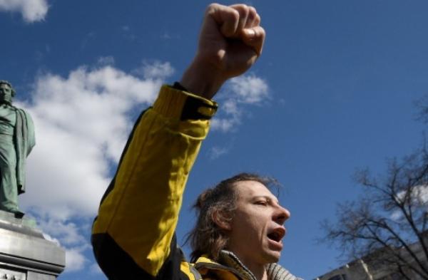 Головокружение от протестов