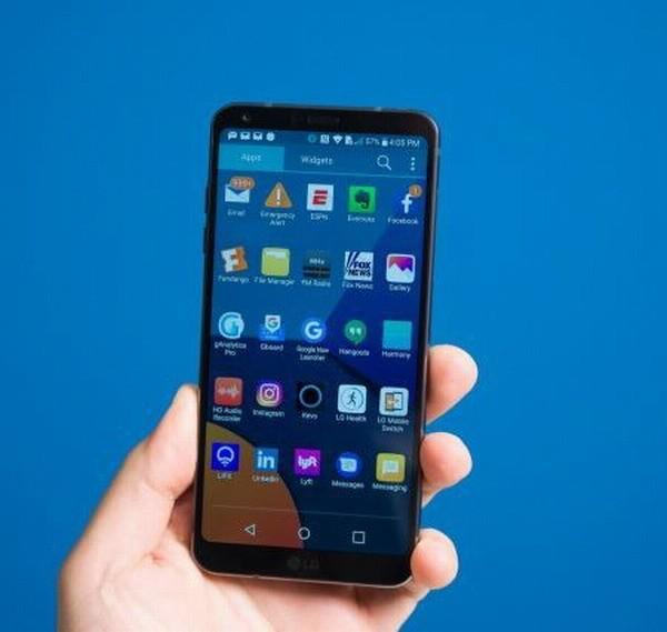 LG может выпустить смартфон G6 Mini