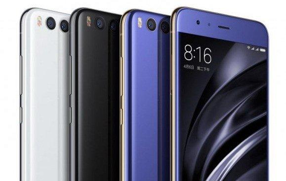 Xiaomi назвала стоимость флагмана Mi 6 в России
