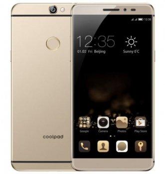 Coolpad Max A8 – смартфон с большим экраном и скидкой от TomTop