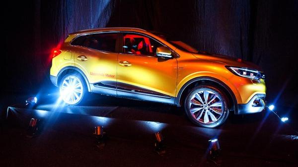 Renault будет выпускать в России купеобразный кроссовер