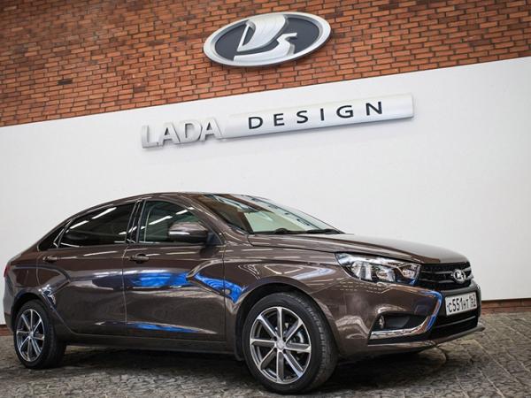 АВТОВАЗ отказался от выпуска роскошной версии LADA Vesta