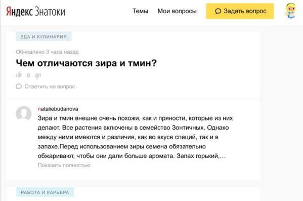 По факту, это сервис вопросов и ответов, своего рода аналог Ответов Mail.Ru,  которые уже давно не развиваются и постепенно забываются. 2036e42ca8b