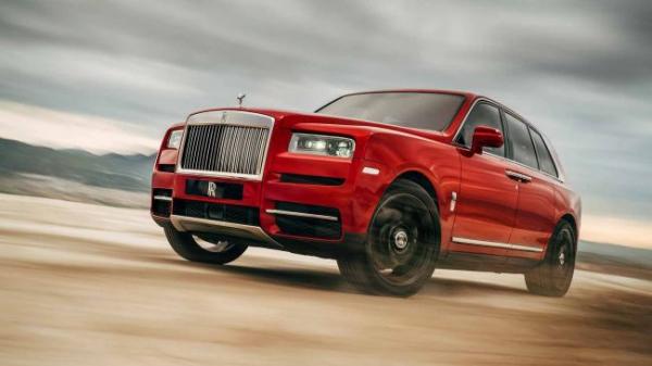 Rolls-Royce не будет выпускать компактный кроссовер