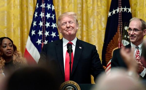 Трамп анонсировал второй этап снижения корпоративных налогов в США :: Экономика :: РБК