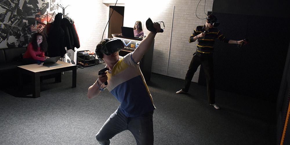 VR клуб в Москве