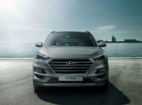 В России стартовали продажи нового Hyundai Tucson