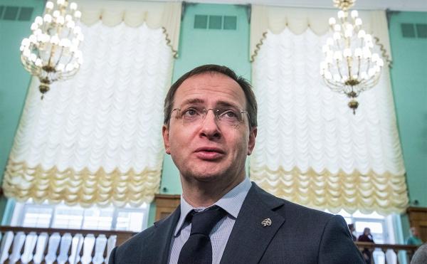 Мединский рассказал о спорах с МИДом из-за визового режима :: Бизнес :: РБК