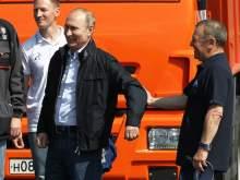 """Ротенберг рассказал о """"мальчишеских забавах"""" с Путиным"""