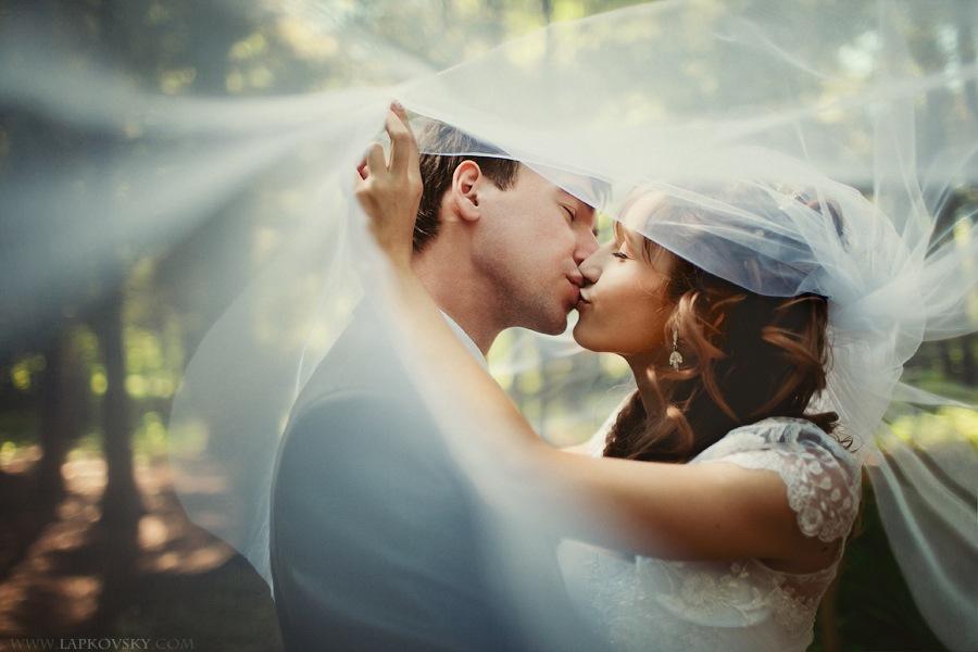 Свадебные фотографии — память на всю жизнь!