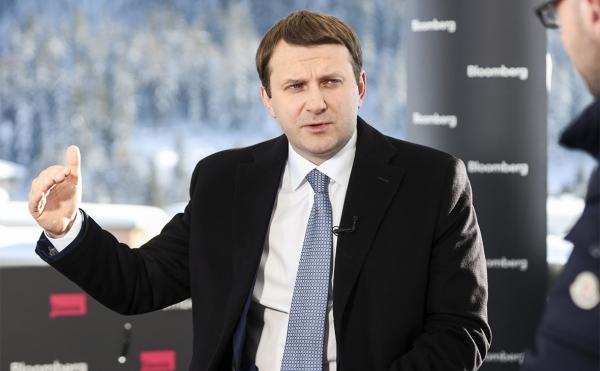 Орешкин заявил о негативных настроениях участников форума в Давосе :: Экономика :: РБК