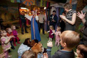 Сказкин Дом – развлечение для детей в Санкт-Петербурге