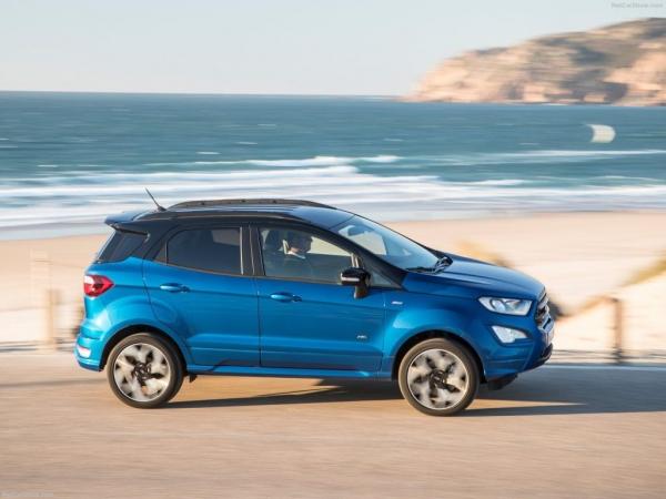 Ford EcoSport подорожал в России на 26 000 рублей