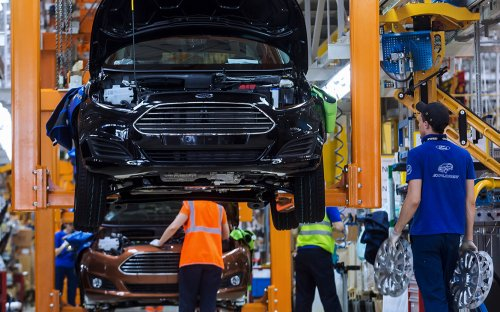 Компания Ford Sollers продаст заводы в России :: Бизнес :: РБК