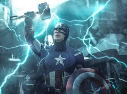 Альтернативная реальность Капитана Америки
