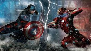 Капитан Америка Гражданская Война