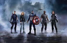 Друзья Капитана Америки