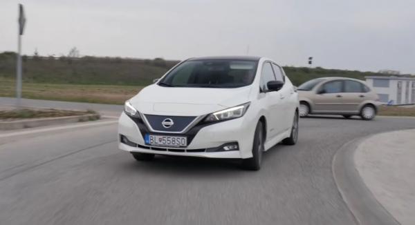 Nissan: батареи Leaf прослужат на 10-12 лет больше самого электромобиля