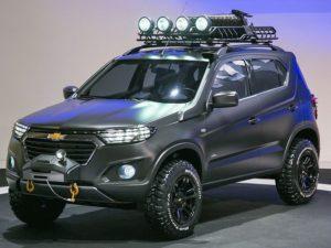 «GM-АвтоВАЗ» начал продажи обновленной Chevrolet Niva