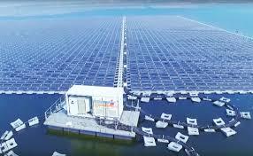 В Южной Корее будет построена крупнейшая в мире плавучая СЭС