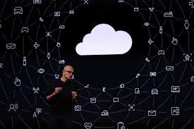 Три источника прибыли от Microsoft: облачный сервис, OS и обновления