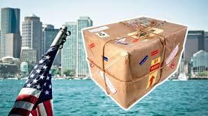 Надежная доставка из США