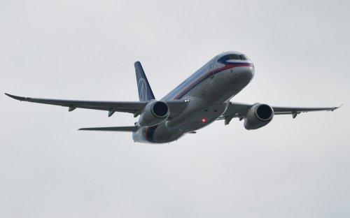«Сухой» ответил на идею переименовать Superjet 100 :: Бизнес :: РБК