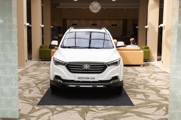 FAW увеличивает продажи в РФ и планирует вывод на рынок двух новых моделей
