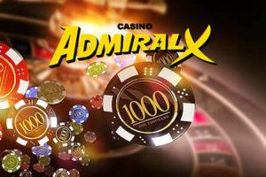 Admiral XXX на деньги