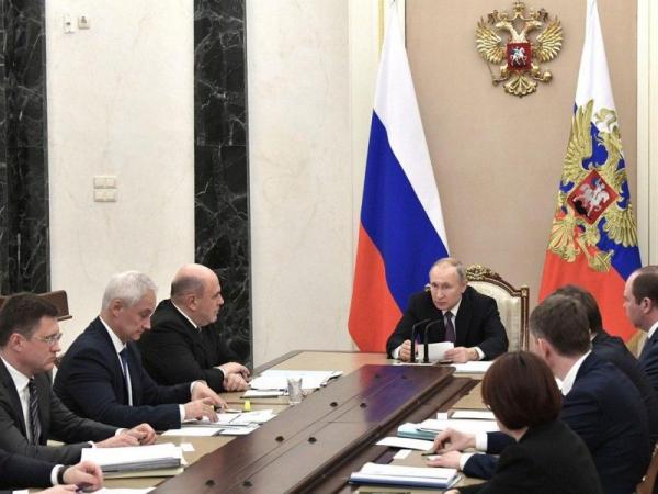 Путин назвал главную задачу в экономике России