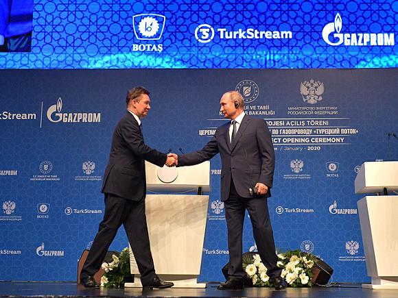 Стратегия развития «Газпрома» провалилась