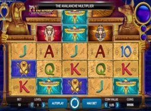 Египетские темы в игровых автоматах