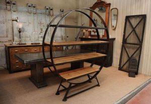 Популярная мебель в стиле лофт
