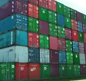 Использование морских контейнеров