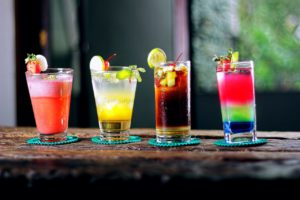Алкогольные коктейли: ТОП-5 оригинальных рецептов